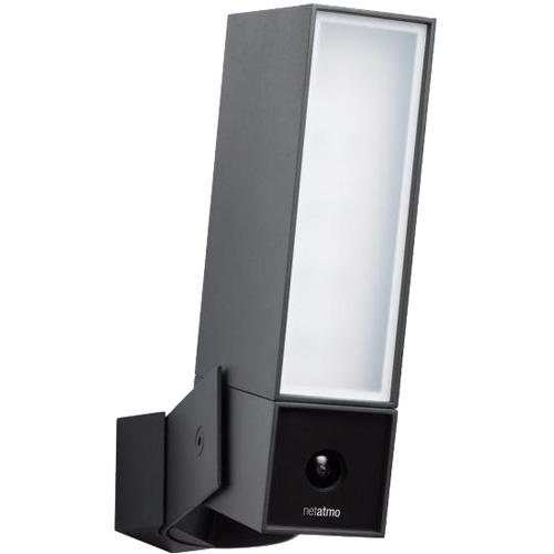 Умная камера видеонаблюдения Netatmo Presense OutdoorСистемы видеонаблюдения и безопасности<br>Видеокамера Netatmo Outdoor presense<br><br>Цвет товара: Чёрный<br>Материал: Алюминий, пластик, стекло