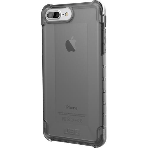 Чехол UAG PLYO Series Case для iPhone 8 Plus/7 Plus/6 Plus чёрныйЧехлы для iPhone 6/6s Plus<br><br><br>Цвет товара: Чёрный<br>Материал: Поликарбонат, термопластичный полиуретан