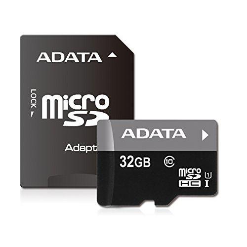 Карта памяти ADATA Premier Micro SDHC Card Class 10 32 GB + SD адаптерКарты памяти<br>Карты памяти Premier имеют ещё большие ёмкости, в отличии от предыдущих поколений.<br><br>Цвет товара: Чёрный<br>Материал: Пластик<br>Модификация: 32 Гб