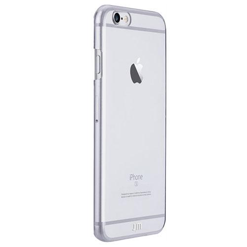 Чехол-накладка Just Mobile TENC для iPhone 6/6s Plus прозрачныйЧехлы для iPhone 6/6s Plus<br>Чехол-накладка Just Mobile TENC для iPhone 6/6s Plus Прозрачная<br><br>Цвет товара: Прозрачный<br>Материал: Пластик