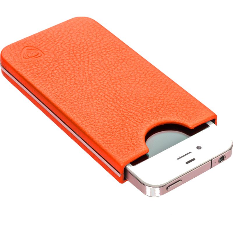 Чехол СalypsoСrystal Ring для iPhone 5/5S/SE ОранжевыйЧехлы для iPhone 5/5S/SE<br>Чехол СalypsoСrystal Ring для iPhone SE/5s/5 Оранжевый<br><br>Цвет товара: Оранжевый<br>Материал: Натуральная кожа, металл