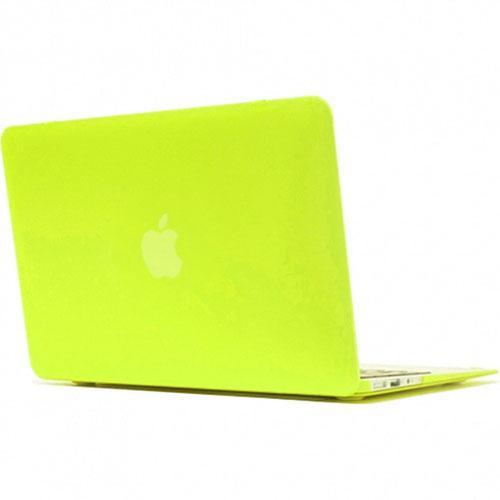 Чехол Crystal Case для MacBook Air 13 кислотно-жёлтыйMacBook<br>Чехол Crystal Case — ультратонкая, лёгкая, полупрозрачная защита для вашего любимого лэптопа. Чехол-крышка создан для тех, кто предпочитает мини...<br><br>Цвет: Жёлтый<br>Материал: Поликарбонат