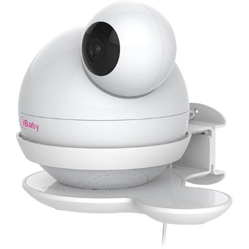 Крепление к кроватке, стене или полке для видеоняни iBaby Monitor M6, M6T, M6SУмные видеокамеры, няни<br><br><br>Цвет товара: Белый<br>Материал: Пластик