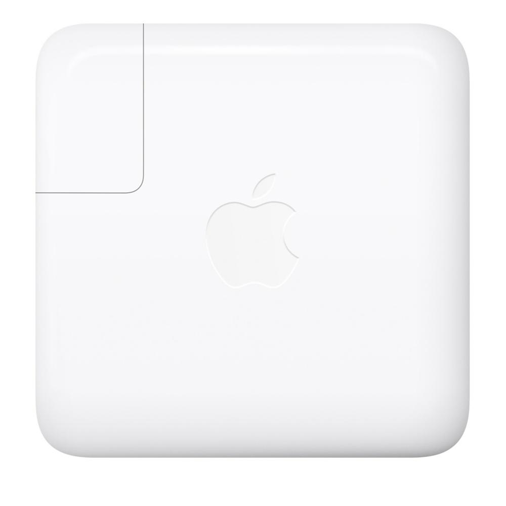 Зарядное устройство Apple 61W USB-C Power Adapter (MNF72Z/A)Зарядки для Mac<br>Apple USB-C Power Adapter — это зарядное устройство высочайшего качества.<br><br>Цвет товара: Белый<br>Материал: Пластик, металл