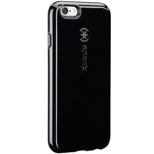 Чехол Speck CandyShell для iPhone 6/6s чёрный/серыйЧехлы для iPhone 6/6s<br>Чехол Speck CandyShell для iPhone 6/6s черный/серый<br><br>Материал: Пластик, резина