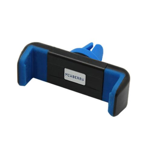 Автомобильный держатель Mixberry MCS SHAV-BKАвтодержатели<br>Держатель Mixberry in car holder air frame<br><br>Цвет: Чёрный<br>Материал: Пластик
