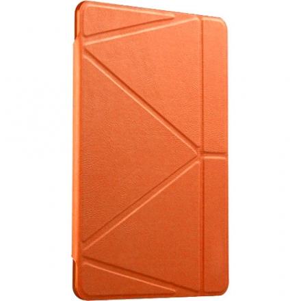 Чехол кожаный Gurdini Flip Cover для iPad Pro (9,7) оранжевыйЧехлы для iPad Pro 9.7<br>Чехол книжка iPad Pro 97 Gurdini Lights Series оранжевый<br><br>Цвет товара: Оранжевый<br>Материал: Эко-кожа, поликарбонат