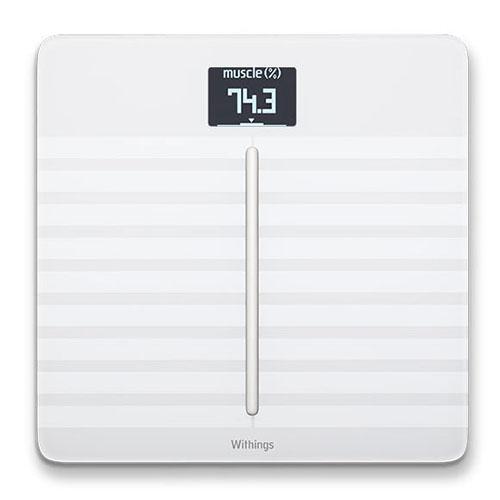 Весы Nokia (Withings) Body Cardio WBS04 WH для iOS/Android белыеУмные весы, тонометры<br>Весы Withings Body Cardio для iOS/Android [WBS04] белые<br><br>Цвет товара: Белый