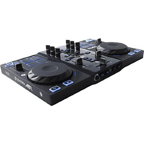 Микшерный пульт Hercules DJ Control AIR чёрныйОборудование для звукозаписи<br>Hercules DJ Control AIR — микшерный пульт с 2 деками.<br><br>Материал: Пластик, металл