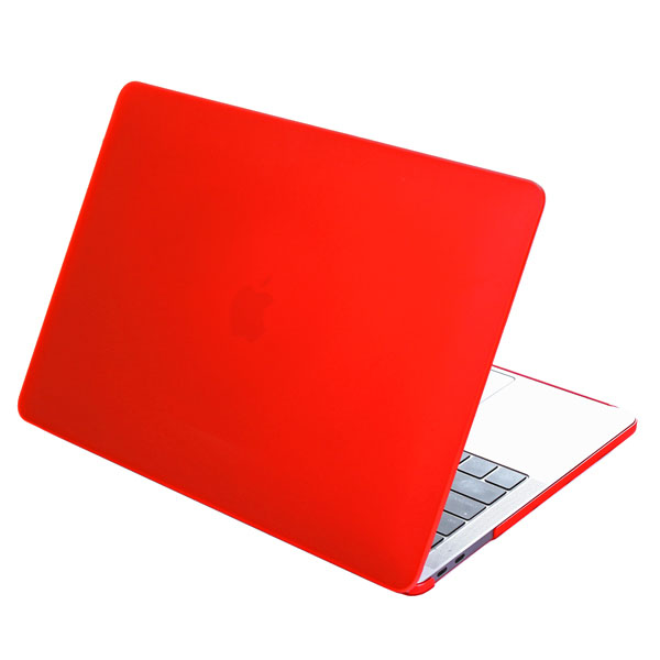 Чехол Crystal Case для MacBook Pro 15 Touch Bar ярко-красныйMacBook Pro 15<br>Чехол Crystal Case — ультратонкая, лёгкая, полупрозрачная защита для вашего любимого Macbook.<br><br>Цвет: Красный<br>Материал: Поликарбонат