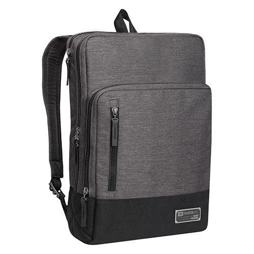 Рюкзак Ogio Covert для MacBook 15Рюкзаки<br>Рюкзак OGIO COVERT PACK Heather Grey<br><br>Цвет товара: Серый<br>Материал: Текстиль, нейлон