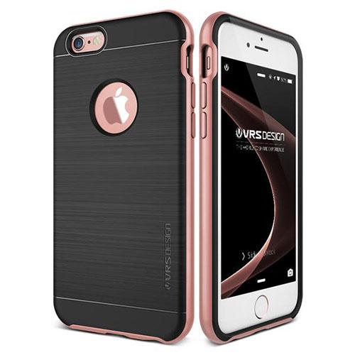 Чехол Verus High Pro Shield для iPhone 6S/6 розовое золото (VRI6S-NHPSRG)Чехлы для iPhone 6/6s<br>Чехол Verus New High Pro Shield для iPhone 6S/6 розовое золото (904487)<br><br>Цвет товара: Розовое золото<br>Материал: Поликарбонат, полиуретан