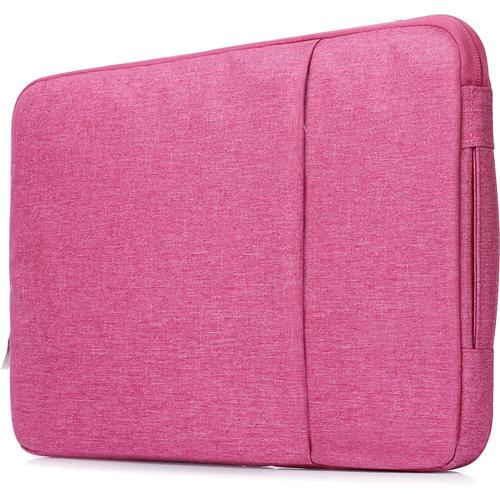 Чехол Gurdini для MacBook 13 розовыйЧехлы для MacBook Pro 13 Touch Bar<br>Чехол Gurdini станет замечательным решением для защиты и транспортировки вашего гаджета, куда бы вы ни отправились!<br><br>Цвет товара: Розовый<br>Материал: Текстиль