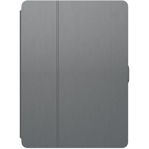 Чехол Speck Balance FOLIO для iPad 9.7 (2017) серый / светло-серыйЧехлы для iPad Air<br>Чехол-книжка Speck Balance FOLIO для iPad 9.7 2017. Материал пластик/полиуретан.  серый/светло-серый<br><br>Цвет товара: Серый<br>Материал: Полиуретановая кожа