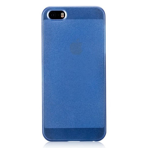 Чехол Momax Ultra Thin Pearl для iPhone 5s/SE голубойЧехлы для iPhone 5s/SE<br>Чехол Momax Ultra Thin Pearl для iPhone 5s/5 Голубой<br><br>Цвет товара: Голубой<br>Материал: Пластик