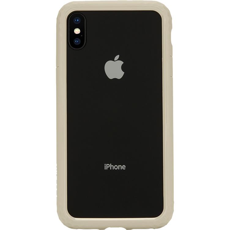 Чехол Incase Frame Case для iPhone X золотойЧехлы для iPhone X<br>Прочный текстурный чехол-бампер с амортизирующими свойствами Incase Frame Case отлично защищает ваш смартфон как от мелких царапин и сколов, так и...<br><br>Цвет товара: Золотой<br>Материал: Термопластичный полиуретан, поликарбонат