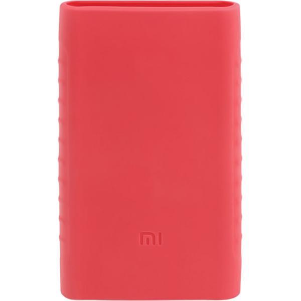Силиконовый чехол Xiaomi Silicone Protector Sleeve дл аккумултора Mi Power Bank 2 (10000 мАч) розовыйВнешние аккумулторы<br>Силиконовый чехол Xiaomi Silicone Protector Sleeve — защита и украшение дл вашего аккумултора Mi Power Bank 2 (10000 мАч).<br><br>Цвет товара: Розовый<br>Материал: Силикон