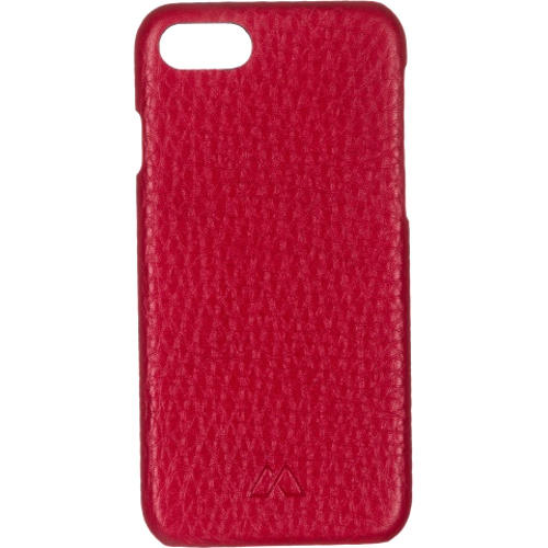 Чехол Moodz Floter leather Hard для iPhone 7 (Айфон 7) Rossa красный