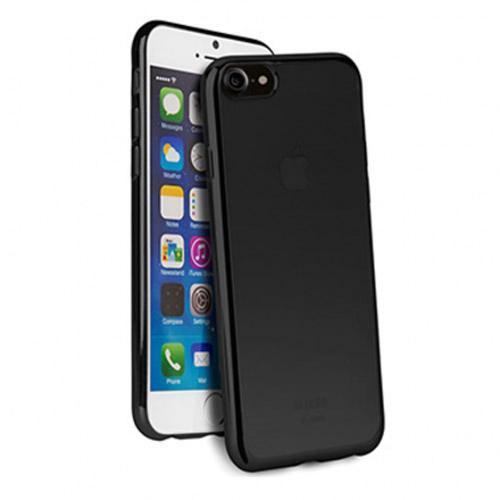 Чехол Uniq Glacier Glitz для iPhone 7 (Айфон 7) чёрныйЧехлы для iPhone 7<br>Защитите свой новенький iPhone 7 с помощью тонкого, прочного и прозрачного чехла Uniq Glacier Glitz.<br><br>Цвет товара: Чёрный<br>Материал: Полиуретан, металл