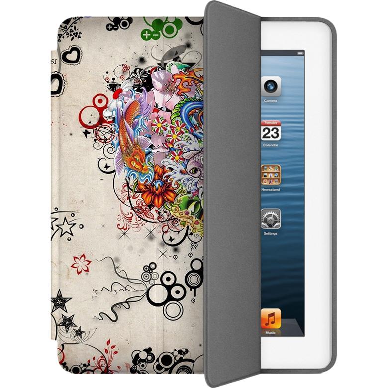 Чехол Muse Smart Case для iPad 2/3/4 СердцеЧехлы для iPad 1/2/3/4 (2010-2013)<br>Чехлы Muse — это индивидуальность, насыщенность красок, ультрасовременные принты и надёжность.<br><br>Цвет товара: Разноцветный<br>Материал: Поликарбонат, полиуретановая кожа
