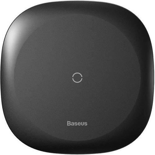 Беспроводное зарядное устройство Baseus Wireless Charger (WXFY-01) чёрноеСетевые зарядки<br>Baseus Wireless Charger - мощная и очень удобная зарядная панель!<br><br>Цвет товара: Чёрный<br>Материал: Пластик