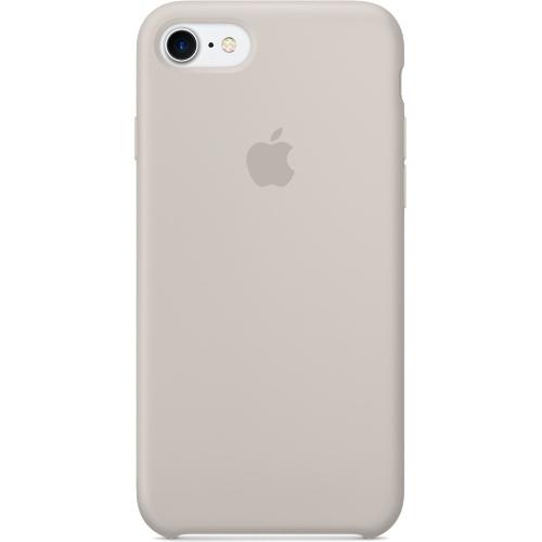 Силиконовый чехол Apple Case для iPhone 7 (Айфон 7) бежевыйЧехлы для iPhone 7/7 Plus<br>Силиконовый чехол Apple Case для iPhone 7 (Айфон 7) бежевый (Stone)<br><br>Цвет товара: Бежевый<br>Материал: Силикон
