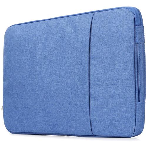 Чехол Gurdini для MacBook 13 голубойЧехлы для MacBook Pro 13 Touch Bar<br>Чехол Gurdini станет замечательным решением для защиты и транспортировки вашего гаджета, куда бы вы ни отправились!<br><br>Цвет товара: Голубой<br>Материал: Текстиль