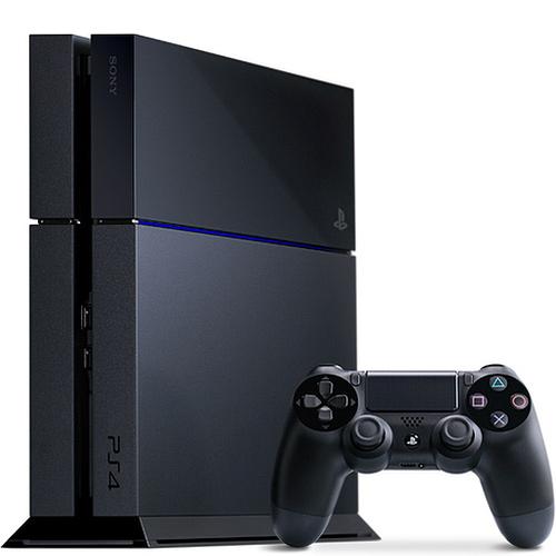 Игровая приставка Sony PlayStation 4 (500 ГБ) чёрнаяPlayStation 4 и игры<br>Sony PS4<br><br>Цвет товара: Чёрный
