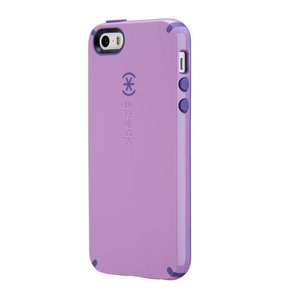 Чехол Speck CandyShell для iPhone 5/5s/5SEЧехлы для iPhone 5s/SE<br>Чехол Speck CandyShell для iPhone 5/5s/5SE фиолетовый<br><br>Материал: Пластик, резина