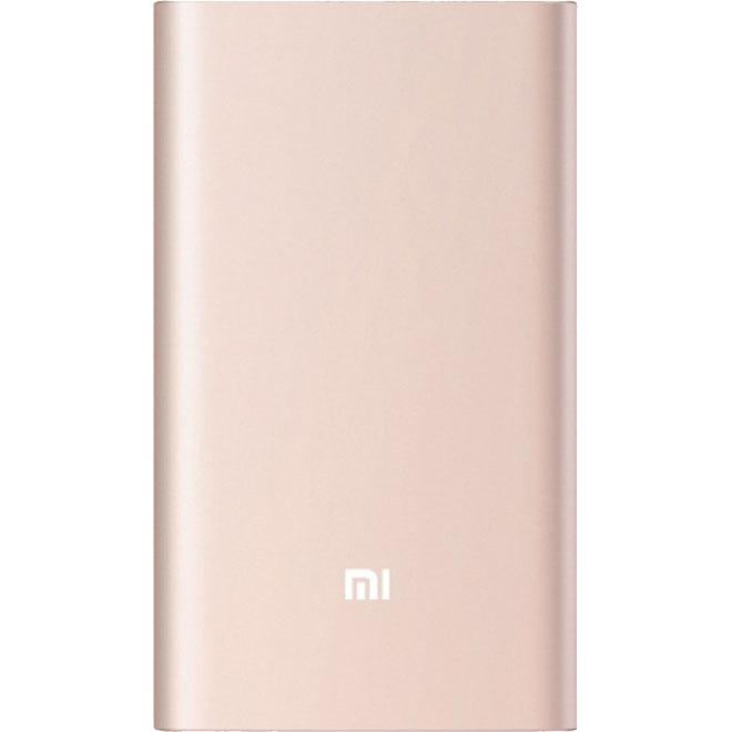 Дополнительный (внешний) аккумулятор Xiaomi Mi Power Bank 2 10000 мАч розовыйДополнительные и внешние аккумуляторы<br>Xiaomi Mi Power Bank 2 сможет стать Вашим постоянным спутником.<br><br>Цвет товара: Розовый<br>Материал: Алюминий