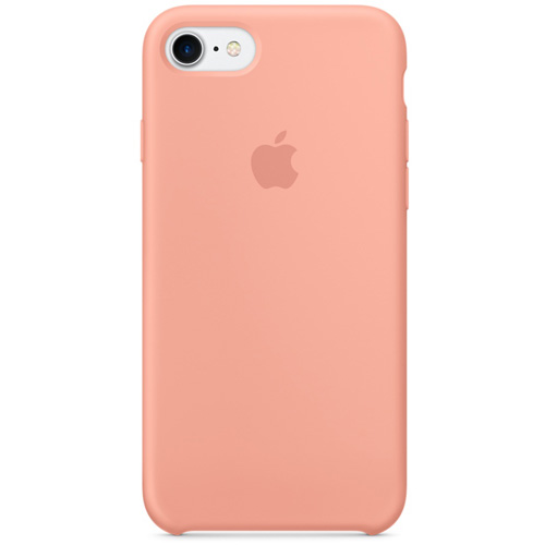 Силиконовый чехол Apple Silicone Case для iPhone 8/7 (Flamingo) розовый фламингоЧехлы для iPhone 7<br>Высококачественный силиконовый чехол Apple Case для Вашего iPhone!<br><br>Цвет товара: Розовый<br>Материал: Силикон
