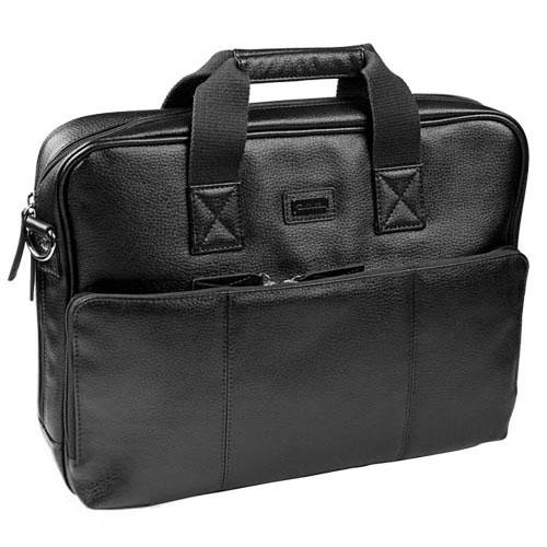 Сумка Krusell Ystad для MacBook 15 (KS-71266) чёрнаяСумки для ноутбуков<br>В Krusell Ystad найдется место для всего!<br><br>Цвет товара: Чёрный<br>Материал: Искусственная кожа