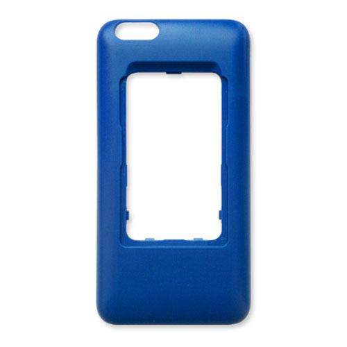 Чехол Elari CardPhone для iPhone 6 Plus/6S PlusЧехлы для iPhone 6s PLUS<br>Чехол Elari для телефона Elari CardPhone и iPhone 6 Plus/6s Plus - голубой<br><br>Цвет товара: Голубой<br>Материал: Пластик