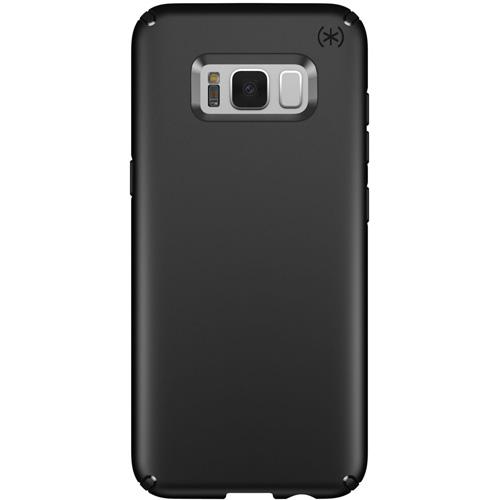 Чехол Speck Presidio для Samsung Galaxy S8 Plus чёрныйЧехлы для Samsung Galaxy S8/S8 Plus<br>Speck Presidio обеспечивает хорошую амортизацию даже при ударах и падениях, предотвращая появление сколов.<br><br>Цвет товара: Чёрный<br>Материал: Поликарбонат