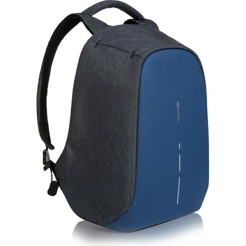 Рюкзак XD Design Bobby Compact для Macbook 13 тёмно-синийРюкзаки<br>Функциональный и стильный Bobby Compact обеспечит надёжную защиту вашим вещам.<br><br>Цвет товара: Синий<br>Материал: Текстиль, полипропилен, полиэстер