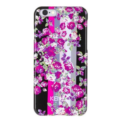 Чехол Kenzo Kila Hard для iPhone 6/6S (4,7)Чехлы для iPhone 6/6s<br>Чехол KENZO для iPhone 6 Kila Hard Black<br><br>Цвет товара: Чёрный<br>Материал: Силикон