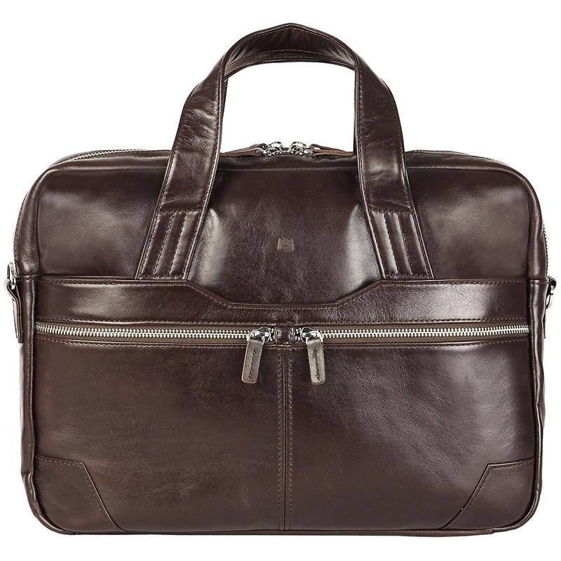 Сумка Ray Button Edinburgh для MacBook 15 коричневаяСумки для ноутбуков<br>Ray Button Edinburgh понравиться всем ценителям классического стиля!<br><br>Цвет товара: Коричневый<br>Материал: Кожа, текстиль