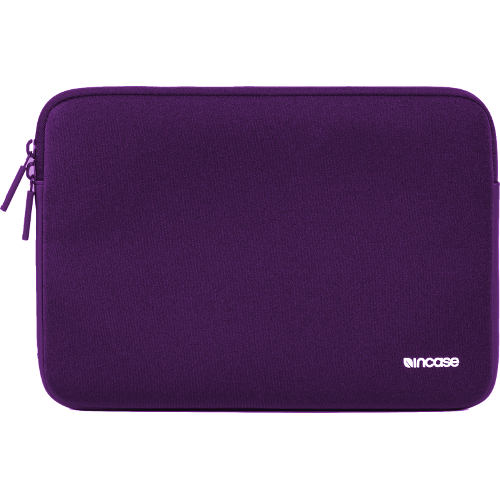 Чехол Incase Classic Sleeve для MacBook 13 фиолетовыйЧехлы для MacBook Pro 13 Retina<br>Компания Incase знает, как сохранить в целости и сохранности Ваш MacBook! Чехлы из серии Classic Sleeve разрабатывались компанией Incase специально для ноу...<br><br>Цвет товара: Фиолетовый<br>Материал: Ariaprene®