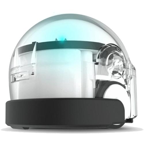 Умный робот Ozobot Bit Набор для начинающих белый (OZO-040301-04)Роботы<br>Ozobot Smart Robot — самый маленький в мире робот с искусственным интеллектом.<br><br>Цвет: Белый<br>Материал: Пластик, металл