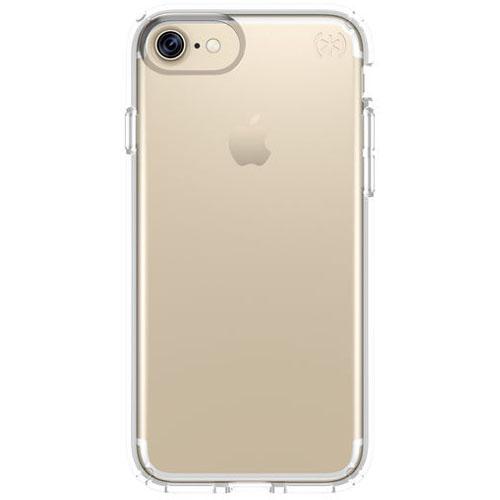 Чехол Speck Presidio Clear для iPhone 7 (Айфон 7) прозрачныйЧехлы для iPhone 7<br>Чехол Speck Almond Presidio Clear для iPhone 7 - прозрачный<br><br>Цвет товара: Прозрачный<br>Материал: Поликарбонат