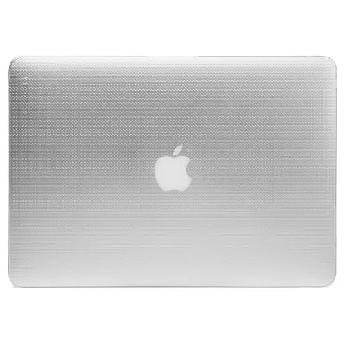 Чехол Incase Hardshell Case для MacBook Pro 13 Retina прозрачныйЧехлы для MacBook Pro 13 Retina<br>Защитите и персонализируйте свой MacBook с помощью чехла Incase Hardshell Case. Это ультратонкая, лёгкая, полупрозрачная защита для вашего любимого лэптопа.<br><br>Цвет товара: Прозрачный<br>Материал: Поликарбонат
