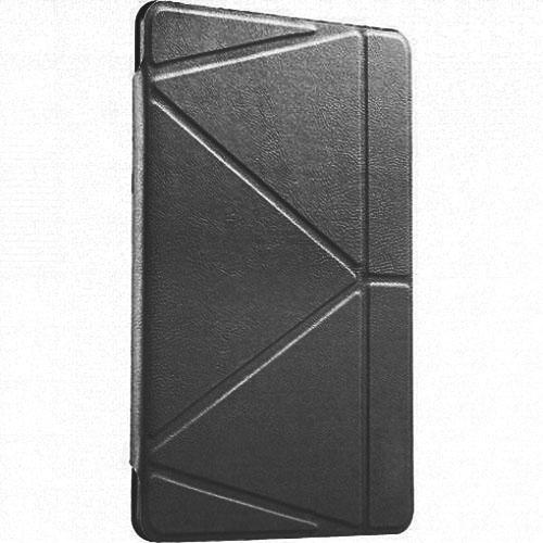 Чехол Gurdini Flip Cover для iPad mini 4 серыйЧехлы для iPad mini 4<br>Чехол Gurdini для iPad mini 4 серый<br><br>Цвет товара: Серый<br>Материал: Искусственная кожа, пластик