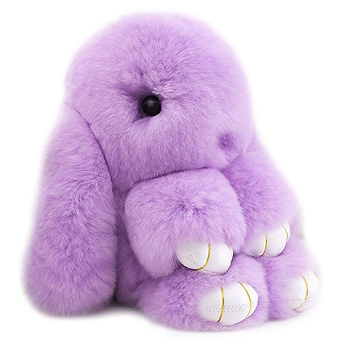 Внешний аккумулятор Suyu Rabbit Rex PowerBank 7200 мАч сиреневыйДополнительные и внешние аккумуляторы<br>Suyu Rabbit Rex PowerBank - самый милый и необычный внешний аккумулятор!<br><br>Цвет товара: Фиолетовый<br>Материал: Искусственный мех, текстиль, пластик