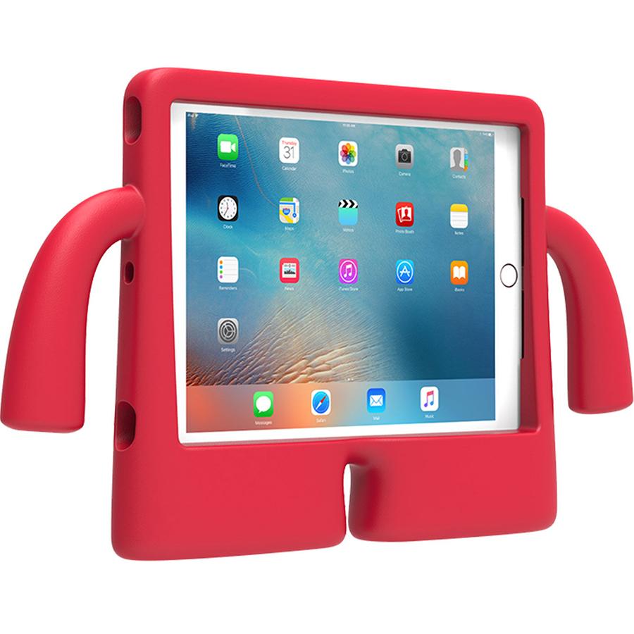 Чехол Speck iGuy для iPad 9.7 / iPad Pro 9.7 / iPad Air 2 красныйЧехлы для iPad 9.7<br>Яркий и оригинальный!<br><br>Цвет: Красный<br>Материал: Полиуретан