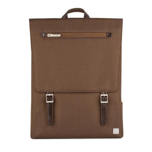 Рюкзак Moshi Helios Designer для MacBook 15 коричневыйРюкзаки<br>Рюкзак Moshi Helios Designer 15 коричневый<br><br>Цвет товара: Коричневый<br>Материал: Текстиль, кожа