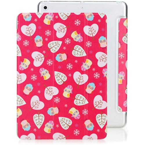 Чехол Rock Annes Garden Series для iPad Pro 10.5 розовый (Листья)Чехлы для iPad Pro 10.5<br>Яркий чехол Rock Annes Garden Series в оригинальном дизайне буквально притягивает к себе внимание.<br><br>Цвет товара: Розовый<br>Материал: Полиуретановая кожа, пластик