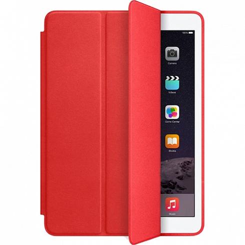 Чехол YablukCase для iPad Pro 12.9 (2017) красныйЧехлы для iPad Pro 12.9<br>Надежный чехол YablukCase — это стильное дополнение к вашему iPad Pro 12.9 (2017).<br><br>Цвет товара: Красный<br>Материал: Эко-кожа, пластик
