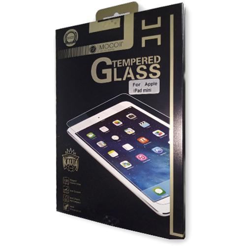 Защитное стекло MOCOLL 2.5D для iPad miniСтекла/пленки на планшеты<br>Защитное стекло MOCOLL 2.5D обеспечивает отличную защиту дисплея изо дня в день, не позволяя царапинам появляться на экране вашего iPad.<br><br>Цвет: Прозрачный<br>Материал: Закалённое стекло; олеофобное покрытие, антибликовое покрытие, покрытие против отпечатков пальцев