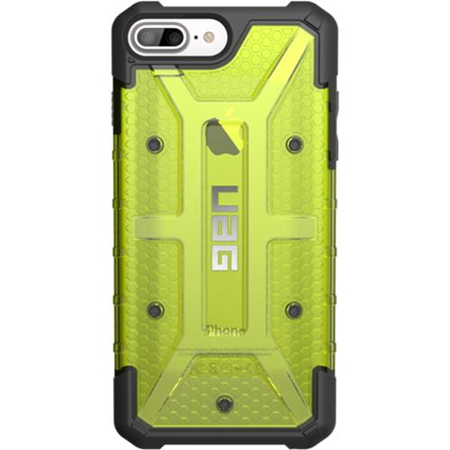 Чехол UAG Plazma Series Case для iPhone 6 Plus/6s Plus/7 Plus зелёный CitronЧехлы для iPhone 7 Plus<br>Чехлы от компании Urban Armor Gear разработаны и спроектированы таким образом, чтобы обеспечить максимальную защиту вашему смартфону, при этом со...<br><br>Цвет товара: Зелёный<br>Материал: Пластик