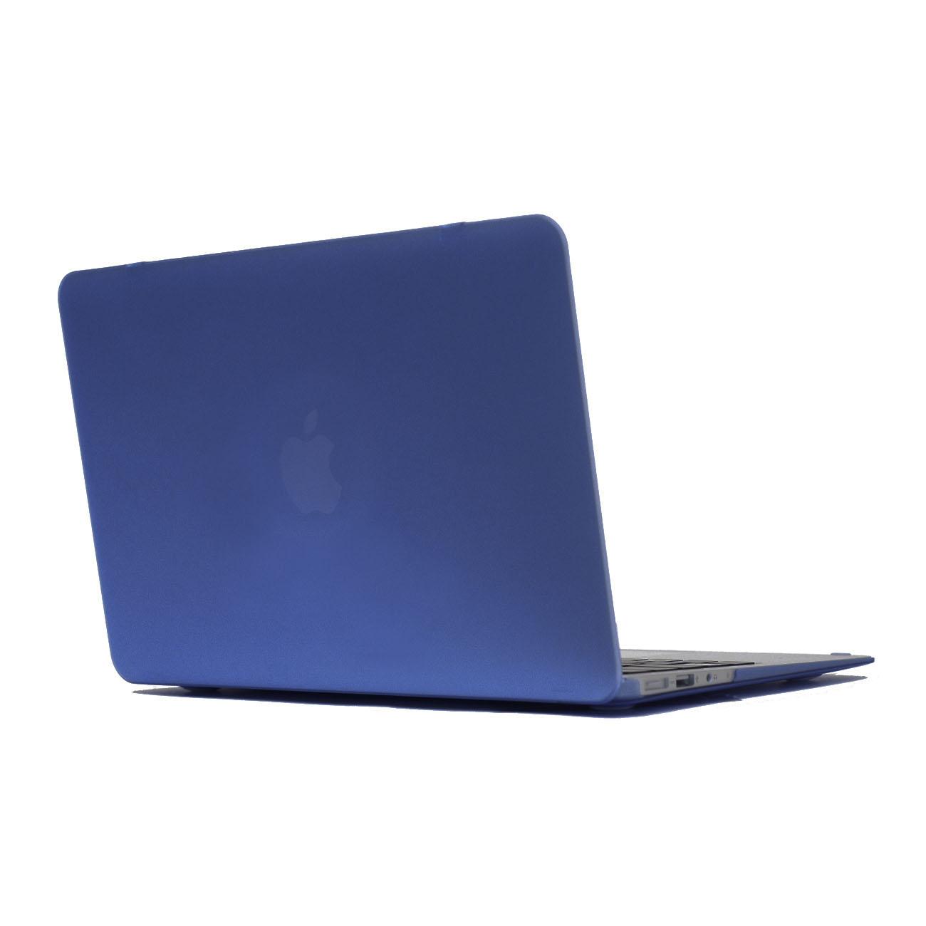 Чехол Crystal Case для MacBook Pro Retina 13 СинийMacBook<br>Crystal Case — ультратонкая, лёгкая, полупрозрачная защита для вашего лэптопа.<br><br>Цвет: Синий<br>Материал: Поликарбонат